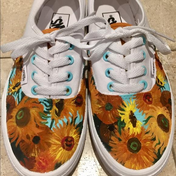 vans van gogh shoes